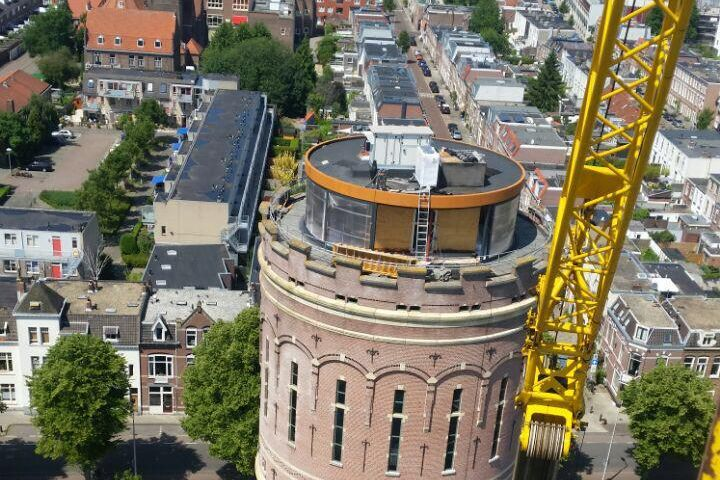 Luchtbehandeling Rotterdam